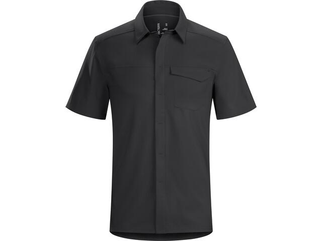 Arc'teryx Skyline SS Shirt Herre black